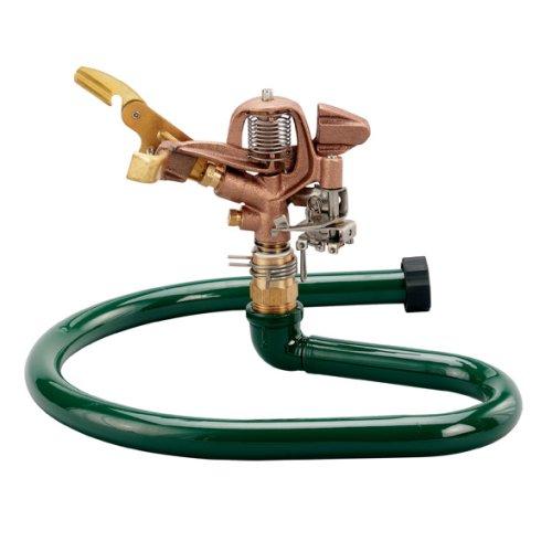 - Orbit 3/4-Inch Brass Impact On Ring Base Sprinkler 58643