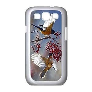HEALTH Hummingbird Phone Case For Samsung Galaxy S3 I9300 [Pattern-1]