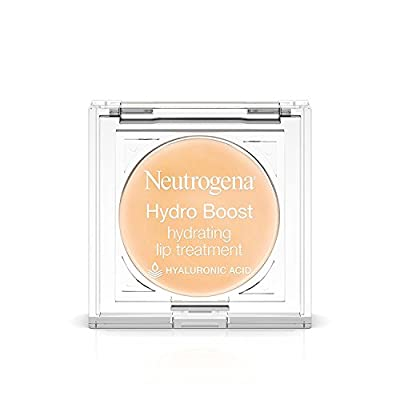 Neutrogena Hydro Boost Hydrating Lip Treatment, 0.10 Oz