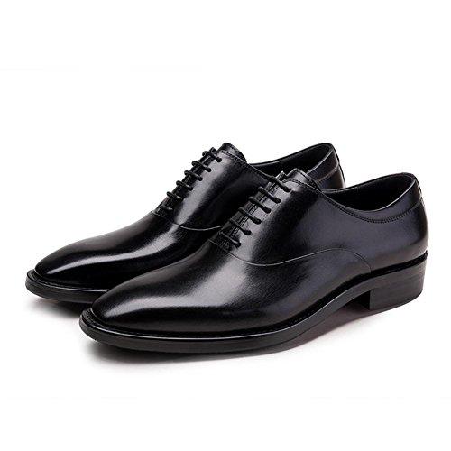 Royal RepubliQ EVO Loafer Suede, Sandalias con Punta Cerrada para Hombre, Schwarz (Black), 41 EU