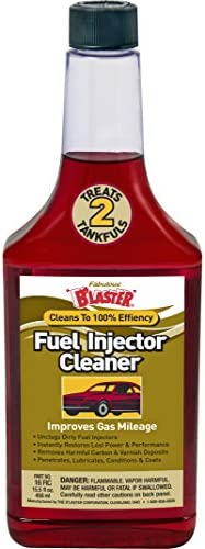 B'laster 16-FIC Powerful Fuel Injector Cleaner - 15.5 fl. oz.