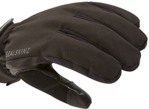 Sealskinz All Season Glove, Black, L Photo #2