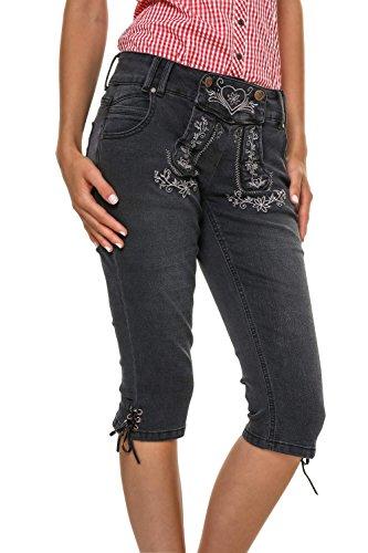 Mujer Hailys Básico negro para Vaqueros PnSqxXTY0