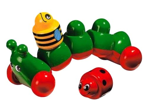Lego Primo Duplo Baby Bendy Caterpillar and Friends