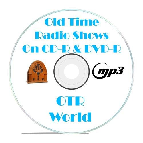 Old Time Radio Amos And Andy (Amos and Andy OTR Old Time Radio Show MP3 On DVD 297 Episodes)