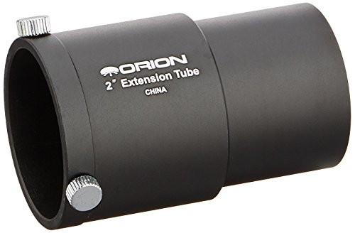Orion 5124 2-Inch Telescope Eyepiece Extension - Aluminum Tubes Threaded
