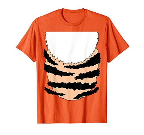 Easy Diy Halloween Costumes For College Students (Orange Tiger Kids Halloween Costumes Hand Drawn Simple DIY)