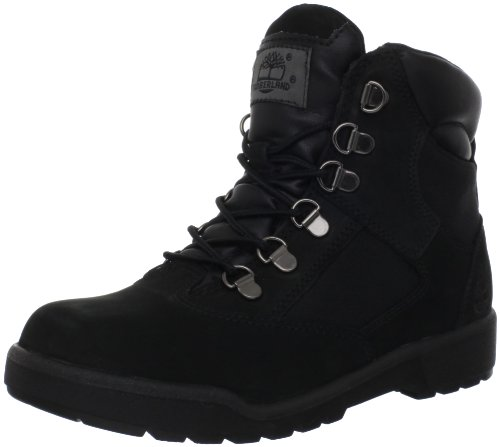 Hiking toddler Kid Field big Kid Black Boot Big inch Timberland little Kid 6 TAO0x6Y