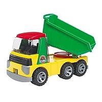 Bruder - 20000 - Camion Benne ROADMAX - Vert Jaune
