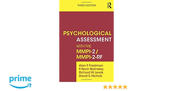 Amazon psychological assessment with the mmpi 2 mmpi 2 rf amazon psychological assessment with the mmpi 2 mmpi 2 rf 9780415526333 alan f friedman p kevin bolinskey richard w levak david s nichols fandeluxe Image collections