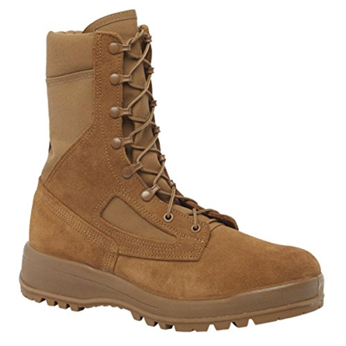 Coyote Boot Steel Toe 670 8