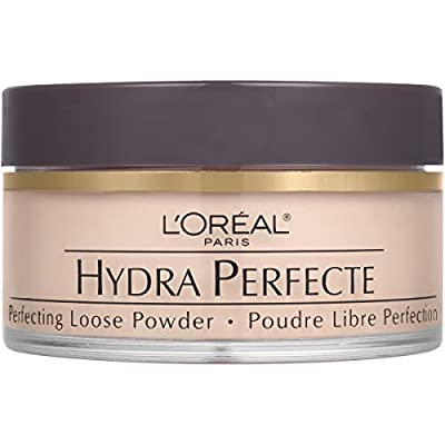 L'oreal Paris Cosmetics Hydra Perfecte Perfecting Loose Face Powder, 0.5 Ounce