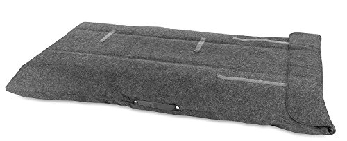 Dining Table Leaf Storage Bag Ultra Soft and Thick Premium Quality Felt Secure Fit (Grey, 2) (Insert Dining Table)