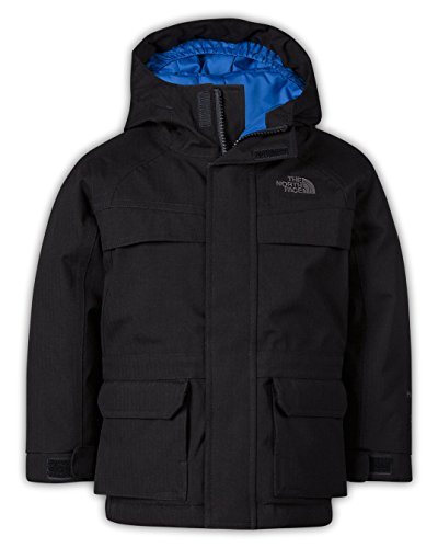The North Face Toddler Boys' Mcmurdo Down Jacket TNF Black 2T