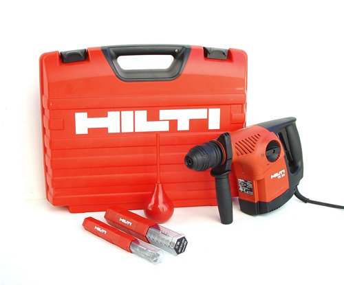 Hilti 03476292 TE30 and TE30-C-AVR Rotary Hammer Drill Performance Package by HILTI