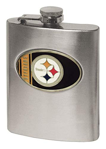 NFL Pittsburgh Steelers Hip Flask