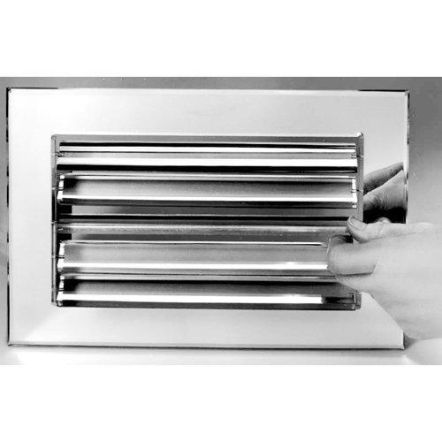 Adjustable A/C Grills 18'' W x 8'' H by TechnologyLK
