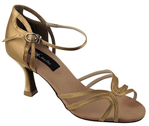 Scarpe Molto Belle Ballerino Competitivo Serie Cd2177 2.5 O 3 Tacco