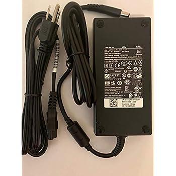 Amazon.com: 180W Dell Alienware Charger, 19.5V 9.23A 180W ...