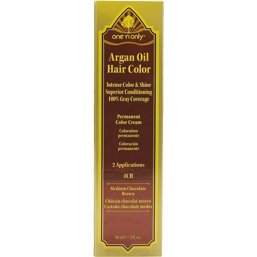 Alyssa 4c: One 'n Only Argan Oil Hair Color