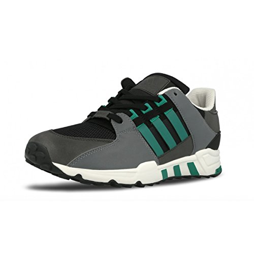 Adidas Originals Equipment Support De Roulement, Core Black-sub Green-craie Blanc, 10,5