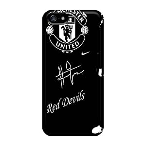 Awesome FFi4789Szms AlexandraWiebe Defender Hard For Iphone 5/5S Phone Case Cover - Red Devils