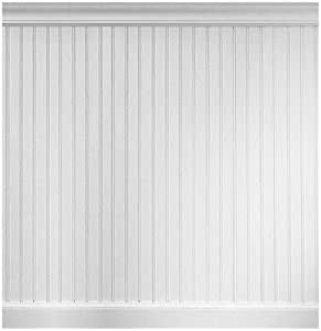 Linear Mdf Overlapping Wainscot Paneling Kit