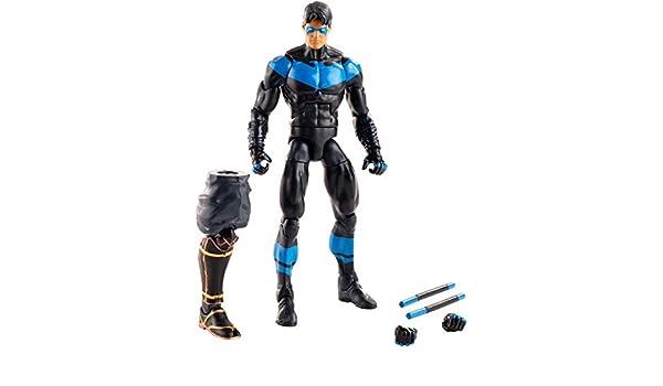 DC Comics Multiverse Nightwing Action Figure: Amazon.es ...
