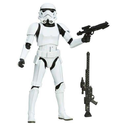 Star Wars Stormtrooper #09 Black Series 6 Inch Action Figure
