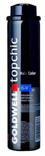 Goldwell Topchic Hair Color Coloration (Can) 5K Mahogany Copper by Goldwell