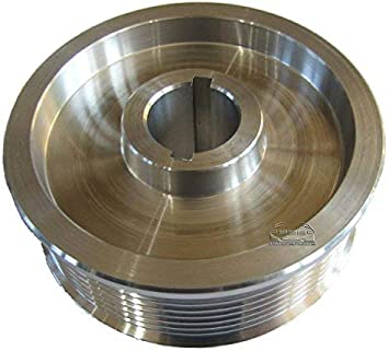 """GM Series II /& III Press fit 3.0/"""" New Supercharger Pulley"""