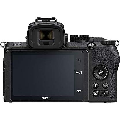 Nikon Z50 Mirroless Camera Body with NIKKOR Z DX 16-50mm f/3.5-6.3 VR & NIKKOR Z DX 50-250mm f/4.5-6.3 VR Lens 3