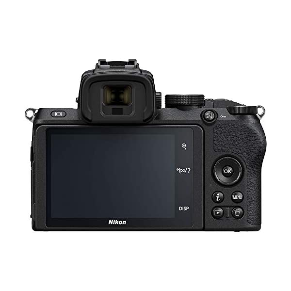 RetinaPix Nikon Z50 Mirrorless Camera Body with Z DX 16-50mm f/3.5-6.3 VR Lens