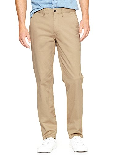 GAP Classic Khaki Chino Pants - Men's 32 Waist 33 Inseam ()