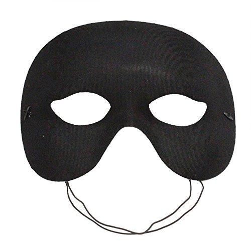 Hagora, Men's Simple Elegant Phantom Of Opera Clear Black Tone Carnival (Phantom Of The Opera Costumes For Sale)