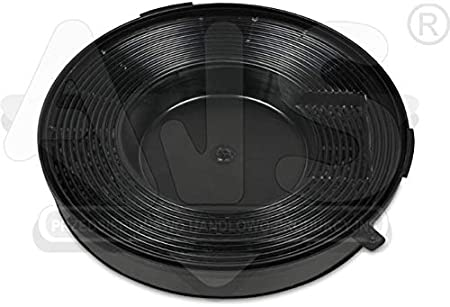 Tipo de filtro de carbón vegetal 28 de la campana extractora AMICA OS 5W, 6W OS, FAGOR, GAMMA, IGNIS, POLAR, Whirlpool - Accesorios capucha - Piezas para campanas: Amazon.es: Hogar