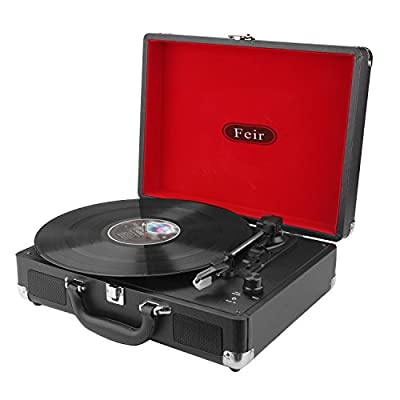 Vinyl Stereo Turntable