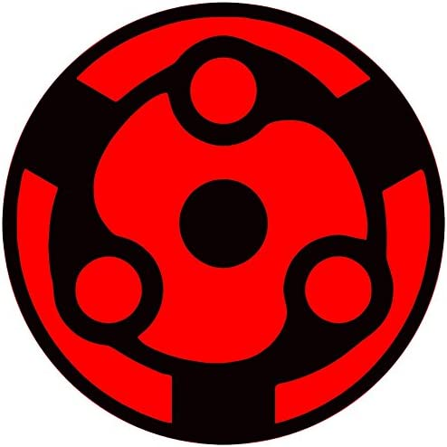 Amazon.com: KyokoVinyl Naruto – Mangekyo Sharingan Kakashi ...