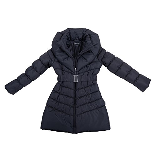 397572dh-typicalblack-3t-girls-puffer-jacket-long-zip-coat-with-belt