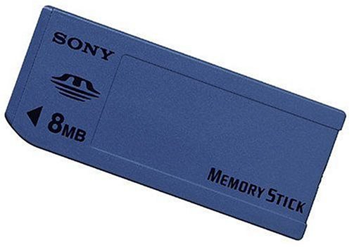 Sony 8MB MemoryStick MS Media Flash Memory Card MSA8A MSA8A.CE