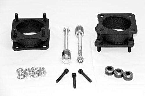 4wd Truxxx 605020-2 leveling kit fits Dodge Ram ~ 1994-2001 1500 4x4 1994-2013 Ram 2500 /& 1994-2012 Ram 3500 4x4