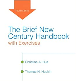 The Brief New Century Handbook with Exercises (with MyCompLab New with Pearson Etext Student Access Code Card)