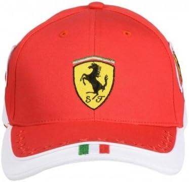Ferrari Original niños gorra/Gorro/Gorra Scuderia Team: Amazon.es ...
