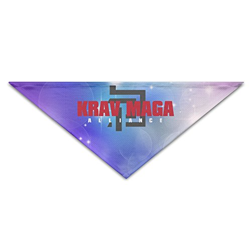 Pet Bandanas - Personalized Karv Maga Alliance IDF Pet Bandana Scarf - Triangle Scarf Collar Neckerchief For Dog Cat