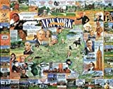 Historic New York 1000-Piece Jigsaw Puzzle