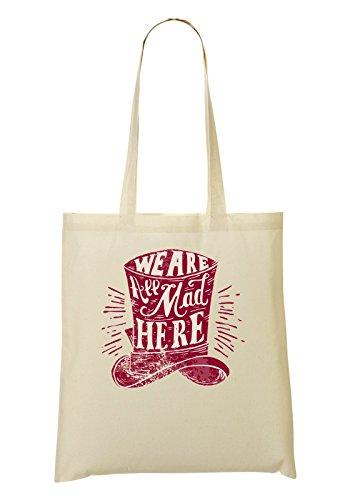 Mad Bag Here We're Shopping Handbag ZCwI8Iqd