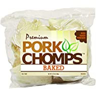 Scott Pet Products Pork Chomps Baked Chipz Treat, 12 Oz