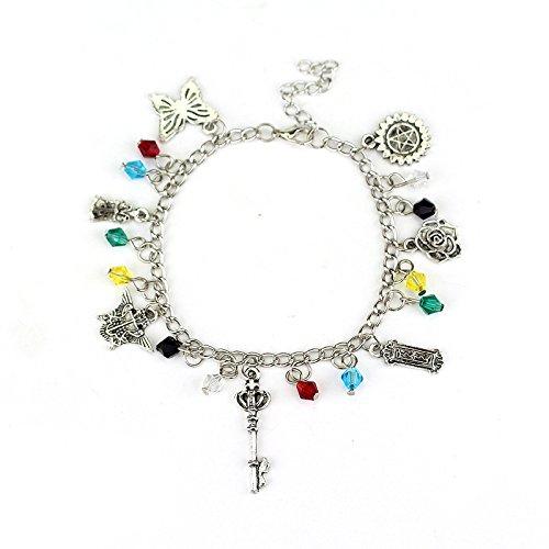 Factory direct explosion models black deacon Butler Zuhe bracelet Ms bracelet Europe America selling