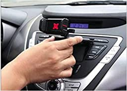 Exogear Exomount Touch CD Car mount for ALL iPhones and ALL Samsung Galaxy Phones (including iPhone 7, iPhone 7 Plus, 6S, 6S Plus, All Samsung Note Phones and all Samsung Edge including Samsung Galaxy S8 and S8+ Phones. Includes all other smartphones and