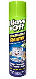 Blow Off 2222 Electronics Cleaner - 8 oz.